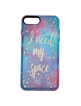 I Need My Space Protective Phone Case   Purple by Claire's