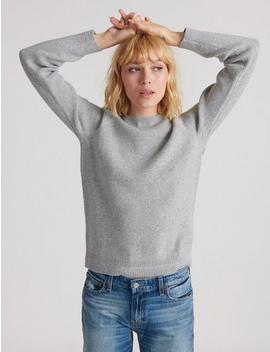 Alex Rib Crew Sweater by Lucky Brand