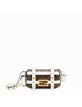 Mini Baguette With Cage by Fendi