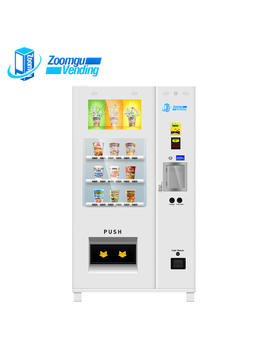 Oem/Odm Convenience Store Instant Noodles And Food Combo Ramen 2018 New Coming Cup Noodle Vending Machine by Zoomgu