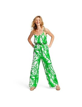 womens-boom-boom-sleeveless-v-neck-jumpsuit---lilly-pulitzer-for-target-green_white by lilly-pulitzer-for-target