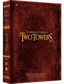 The Lord Of The Rings   The Two Towers [Special Extended Edition] by Peter Jackson,