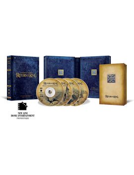 The Lord Of The Rings   The Return Of The King [Special Extended Edition] by Peter Jackson,