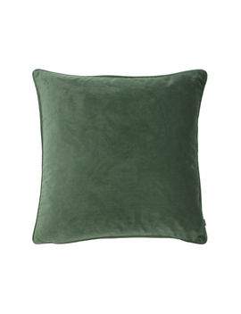 Sage Luxe Cushion by Graham & Brown