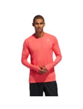 Men's Adidas Running Supernova Long Sleeve Tee by Adidas
