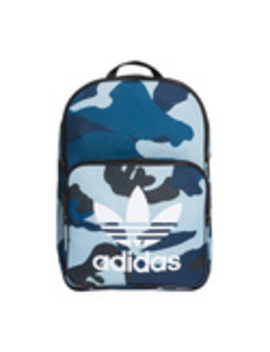 Unisex Adidas Originals Classic Camouflage Backpack by Adidas