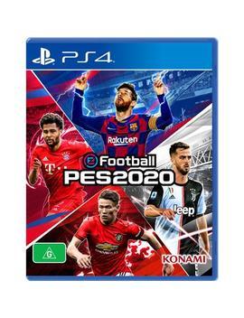 E Football Pes 2020 by Jb Hi Fi