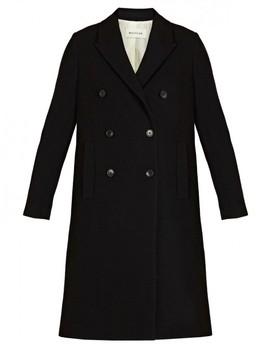 Masscob Coast Wool Coat by Masscob
