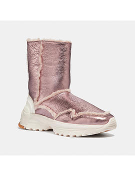 Portia Cold Weather Bootie by Coach
