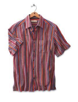 Zanzibar Stripe Shirt by Metrostyle