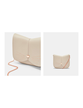Cat Leather Bag by Ted Baker