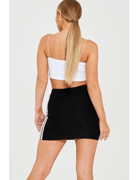 Contrast Knit Skirt by Good For Nothing Womens