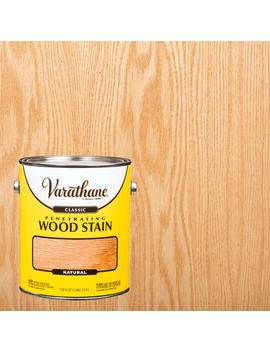 1 Gal. Natural Classic Wood Interior Stain (2 Pack) by Varathane
