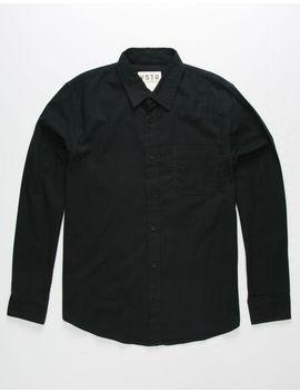 Vstr Solid State Mens Flannel Shirt by Vstr