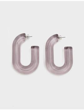 Large Keeper Earrings by Rachel Comey Rachel Comey