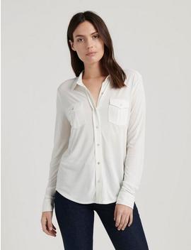 Sandwash Longsleeve Shirt by Lucky Brand