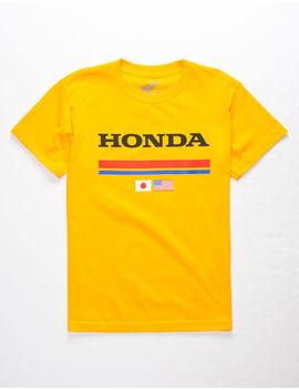 Honda Track Boys T Shirt by Tilly's