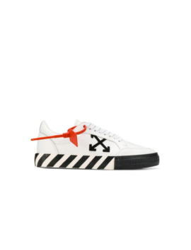 Vulcanized Low Top Sneakers by Off White