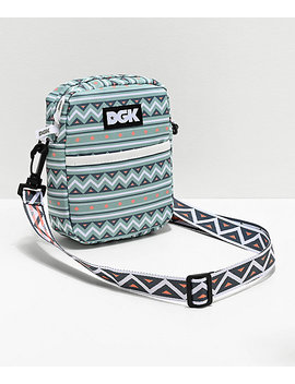 Dgk Aztech Mint Shoulder Bag by Dgk