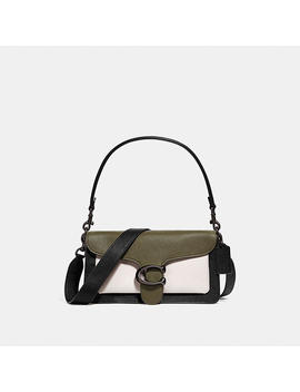 Tabby Shoulder Bag 26 In Colorblock by Coach