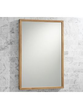 Rustic Mirror by Pottery Barn