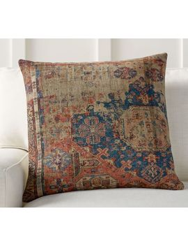 """Navin Print Pillow Cover, 22"""", Multi by Pottery Barn"""