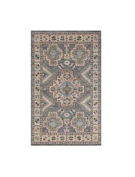 Halyn Hand Knotted Rug   Blue Multi by Pottery Barn