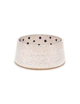 Dots Dog Bowl by Ban.Do