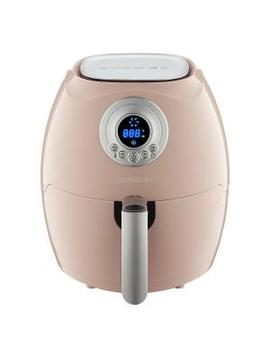2.75 Qt. Blush Electric Air Fryer by Go Wise Usa