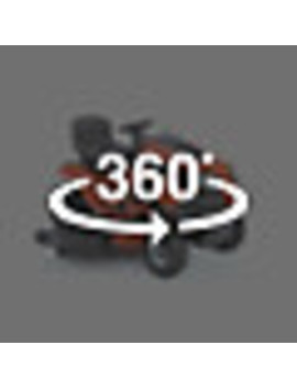 Husqvarna Yth24 V54 24 Hp V Twin Hydrostatic 54 In Riding Lawn Mower With Mulching Capability (Kit Sold Separately) by Lowe's