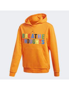 Pharrell Williams Hooded Sweatshirt by Adidas