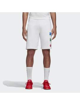 Pharrell Williams 3 Stripes Shorts by Adidas