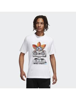 Keo Boom Box Tee by Adidas