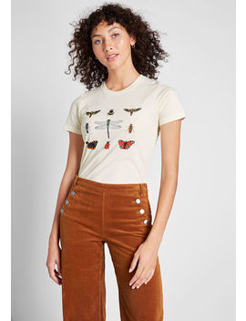 Can I Bug You? Graphic Tee by Modcloth