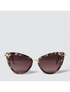 Olivia Cat Eye Sunglasses by Seed Heritage