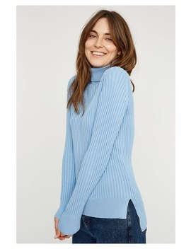 Dora Jumper In Blue by People Tree