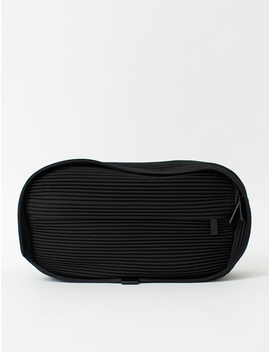 Pleated Waist Bag by Homme PlissÉ Issey Miyake