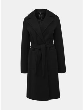 Černý Kabát Dorothy Perkins Tall by Dorothy Perkins Tall
