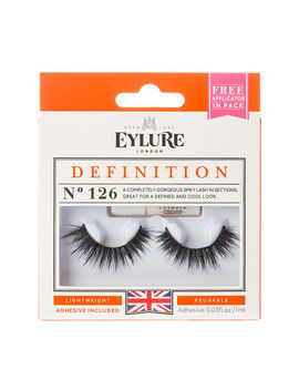Eylure Definition No. 126 False Lashes by Claire's