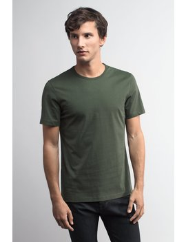 The T Shirt   Dusty Green by Asket