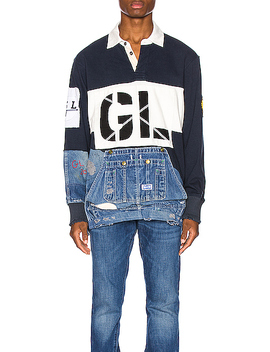 Gl Rugby by Greg Lauren