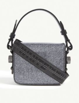 Glitter Baby Shoulder Bag by Off White C/O Virgil Abloh