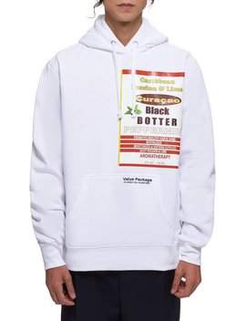 Graphic Hoodie by Botter