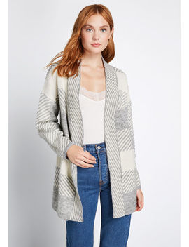 Cozy As Usual Long Cardigan by Modcloth