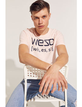 We Sc Unisex Cotton Graphic Tee by Ardene