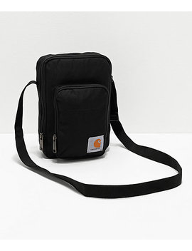 Carhartt Legacy Black Shoulder Bag by Carhartt