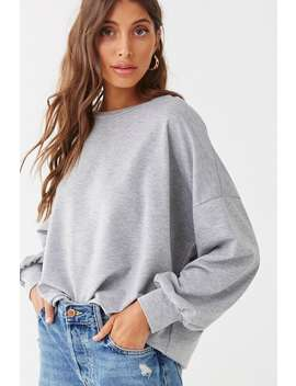 French Terry Top by Forever 21
