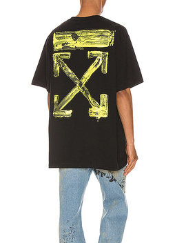 Acrylic Arrows Tee by Off White