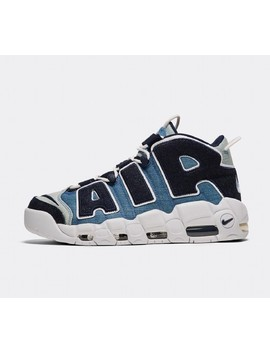 Air More Uptempo '96 Qs Trainer | White / Obsidian / Total Orange by Nike