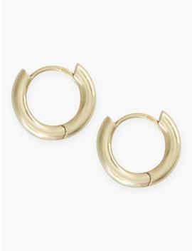 Gold Mini Hoops by Lucky Brand